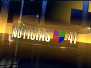 Wxtv kwex noticias univision 41 opening 2006