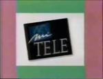 XHDF-TV13 Mi Tele (1993) Promo