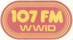 106.7 WWID 107 FM