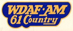 61 Country WDAF-AM