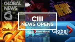 CIII-DT news opens