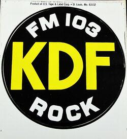 FM 103 KDF