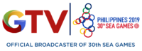 GTV Logo Sea Games 2019