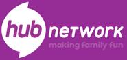 Hub Network logo slogan