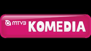 MTV3 Komedia logo