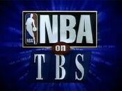 NBA on TBS logo
