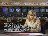 NBC News at Sunrise 1989