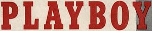 Playboy (Wordmark) (Early) (Old)