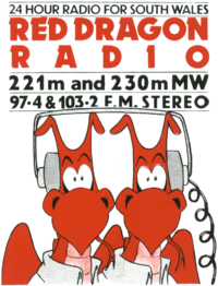 Red Dragon Radio 1987