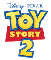 Toy Story 2 logo