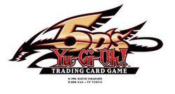 YuGiOh5D logo