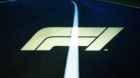 2018 F1 Logo Reveal
