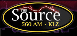 560 AM KLZ The Source