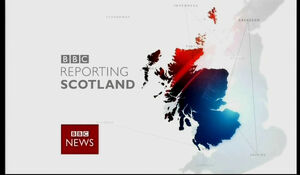 BBC Reporting Scotland 2014