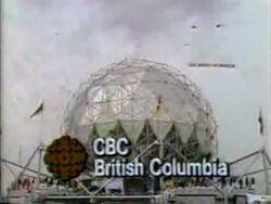 CBC British Columbia 1989