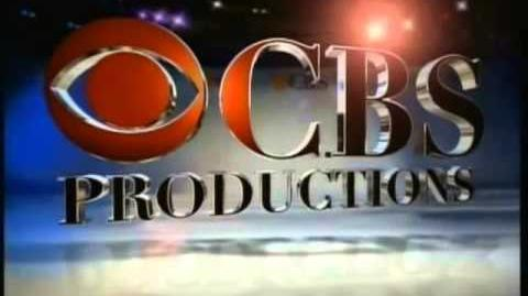 CBS Productions Logo 1997-2012