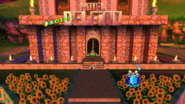 Hotel Delfino In-game