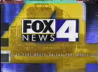KDFW Fox 4 News open - 1997