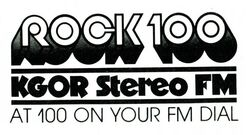 KGOR Rock 100