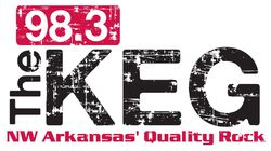 KKEG-FM 98.3 The Keg