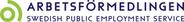 Logotype arbetsformedlingen