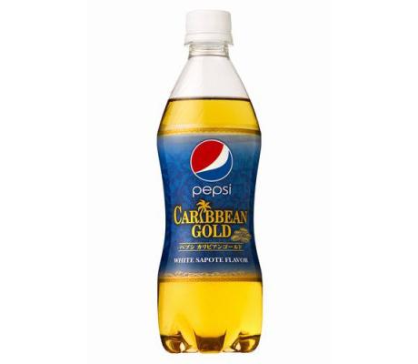 Pepsi-caribbean gold