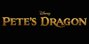 Petes Dragon 2016 logo