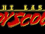 The Last Boy Scout