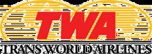 Trans World Airlines Globe Map Logo 1
