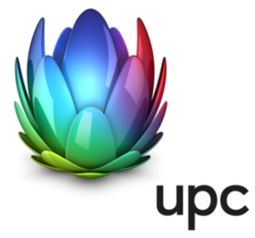 UPC Switzerland logo