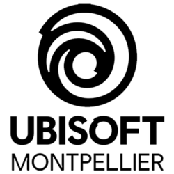Ubisoft Montpellier logotype (2017)
