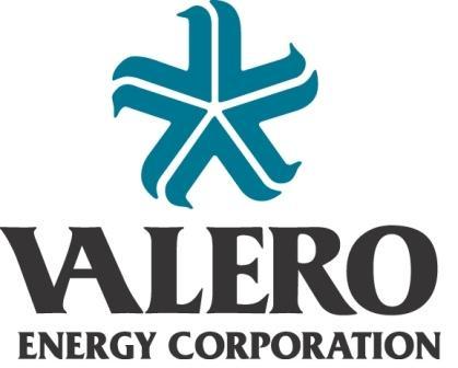Valero energy стратегия форекс работа во вну