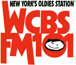WCBS FM New York 1995