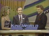 WOF King World logo - 1987