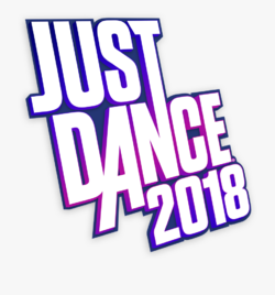 8-82513 just-dance-clip-art-just-dance-2018-logo