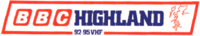 BBC R Highland 1987