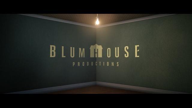 Blumhouse Productions - Secondary Logo Entertainment Branding Filmograph