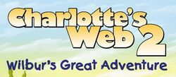 Charlotte's Web 2 movie logo