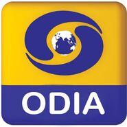 DD Odia Logo