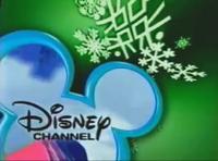 DisneySnowboardGreen2003