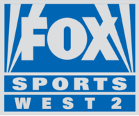 Fox Sports West 2 logo