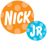 Nick Jr. logo used for Wow Wow Wubbzy