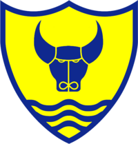 Oxford United FC logo (1996-1998)
