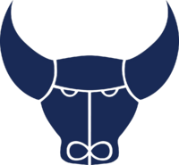Oxford United FC logo (blue ox head only)