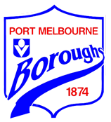 Port melbourne fc logo