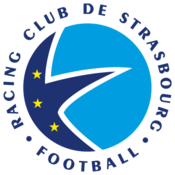 Racing Club de Strasbourg logo (1997-2006)