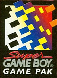 Super Game Boy Game Pack