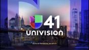 Univision 41 id nyc 2017