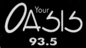 WMTO - Oasis 93.5 - 1993 -July 15, 1994-