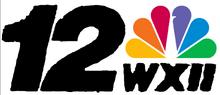 WXII late 80s logo